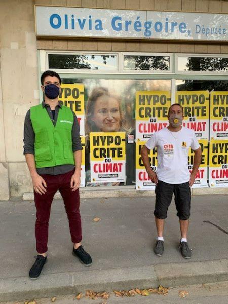 Emmanuel Macron préfère toujours le CETA au climat