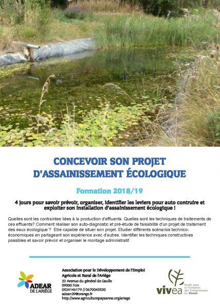 Formation agricole ADEAR Ariège